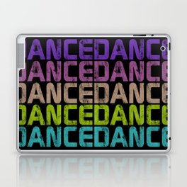 Dance Dance Dance (Galaxy)  Laptop & iPad Skin