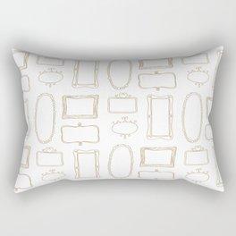 Frames Rectangular Pillow