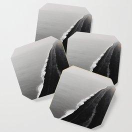 BLACK SAND BEACH Coaster