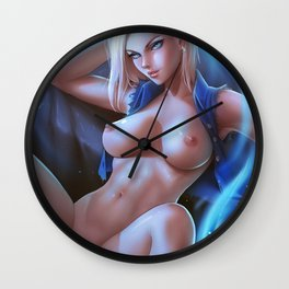 Android 18 VII Wall Clock
