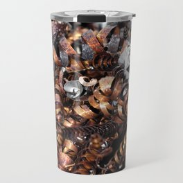 Copper cuttings Travel Mug