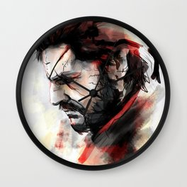 Venom Snake Wall Clock