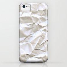 White Trash Slim Case iPhone 5c