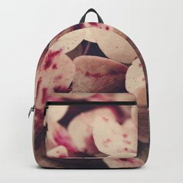 hydrangea - pink freckles Backpack