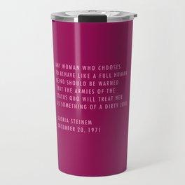 Dirty Jokes Travel Mug