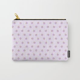 Dancing Fudge Sundaes in Purple Carry-All Pouch
