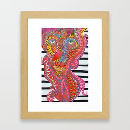 Candy Man Framed Art Print