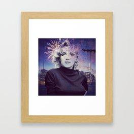 """Monroe """"End of Dream"""" Framed Art Print"""