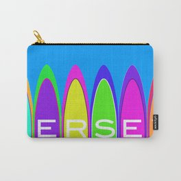 Surf's Up in Jersey Carry-All Pouch