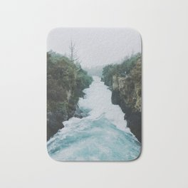 Huka Falls Bath Mat