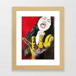 I will always love you Framed Art Print