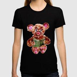 Painted Teddy Bear T-shirt