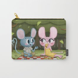 Romantic picnic Carry-All Pouch