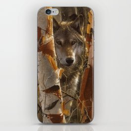 Wolf - The Guardian iPhone Skin