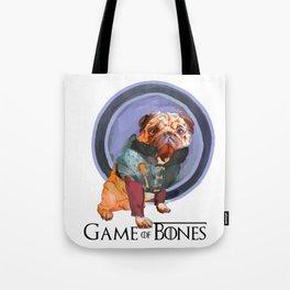 Game of Bones Tyrian as a Pug Tote Bag