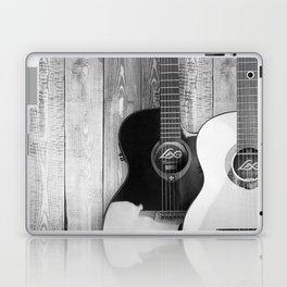 Acoustic Guitars Laptop & iPad Skin