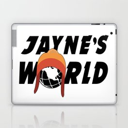 Jayne's World Laptop & iPad Skin
