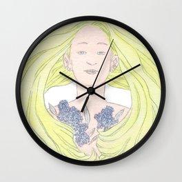 La Amarilla - P r i m a r y Wall Clock