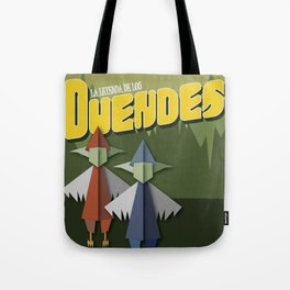 The legend of Duendes Tote Bag