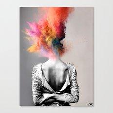 a certain kind of magic Canvas Print