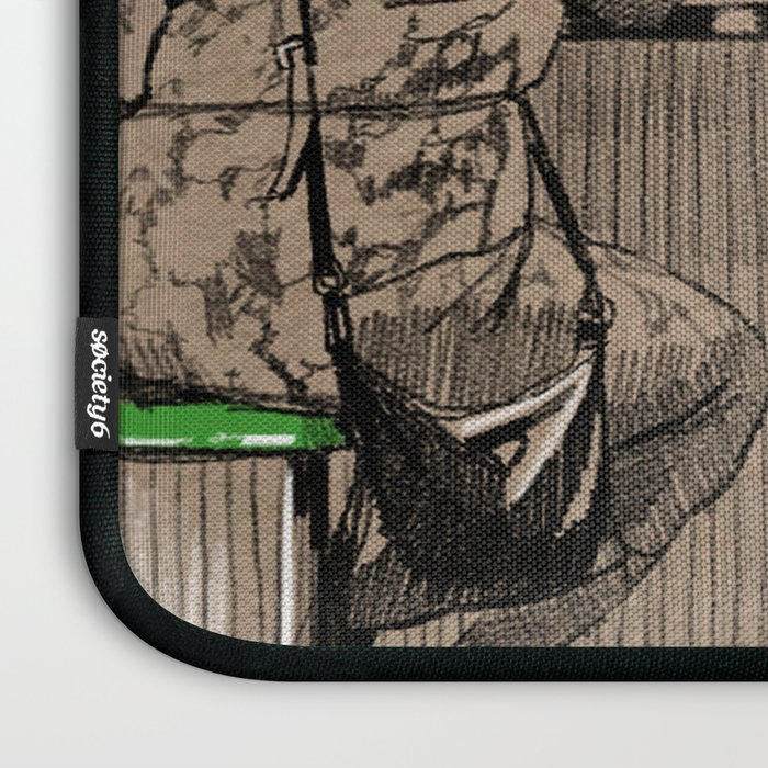 Daily life Laptop Sleeve