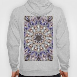 Abstract Gemstones Hoody