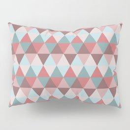 Triangle Dream: Scandinavian Style Pillow Sham