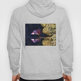 Anyone for coal on the oxford canal Hoody