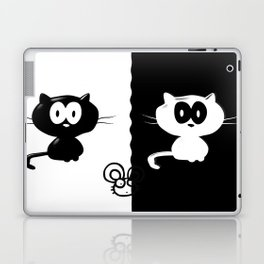 Catch the mouse Laptop & iPad Skin