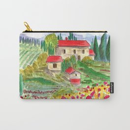Tuscan Carry-All Pouch