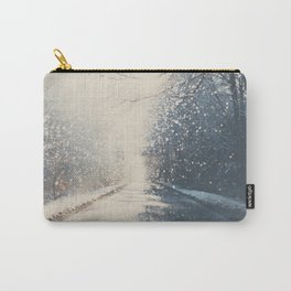 driving home for Christmas ... Carry-All Pouch
