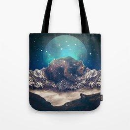 Under the Stars   Ursa Major Tote Bag