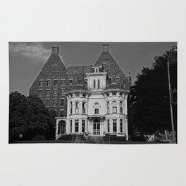 Old West End Gerber House II- horizontal Rug