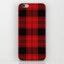 Clan Ewing Tartan iPhone Skin