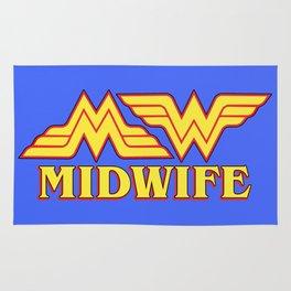 MidWife (Comic Version) Rug