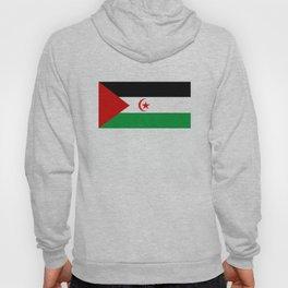Western Sahara country flag Hoody