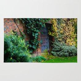 Lewis Carroll's Garden Rug