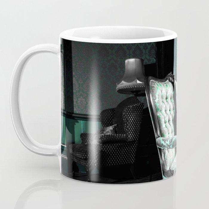Sexy Nude Green Coffee Mug