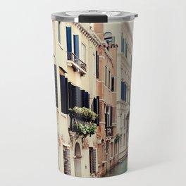 Venetian Canal Travel Mug
