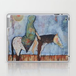 """""""A Horse With no Name"""" Laptop & iPad Skin"""