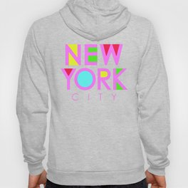 New York City Retro Hoody