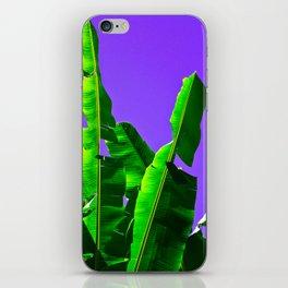 Banana Leaves iPhone Skin