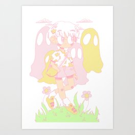 Spirit Walk Art Print