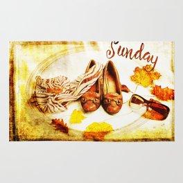 Sunday Shoes Rug