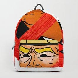 #Resist Orange 45 Backpack