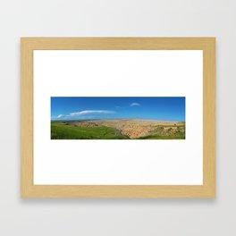Breathtaking Framed Art Print