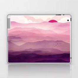 Ultra Violet Day Laptop & iPad Skin