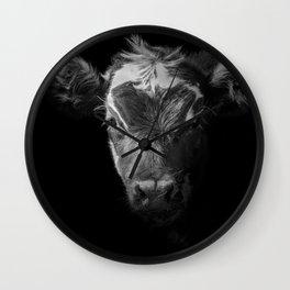 BW Moo Cow Wall Clock