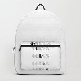 Girls #society6 #decor #buyart #artprint Backpack