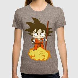 Goku and his Kinton cloud T-shirt